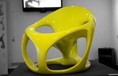 Fluid Furniture | Yanko Design