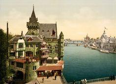 Paris pendant l'Exposition Universelle de 1900