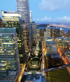 The new Transbay Terminal is under construction right down the road from my office. It is going to be awesome when it opens. I hope they also go through with plans to build the Transbay Tower. It will be the new tallest building in SF... and it is beautiful!