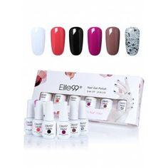 GET $50 NOW | Join Dresslily: Get YOUR $50 NOW!https://m.dresslily.com/6-colors-elite99-led-uv-soak-off-gel-nail-polish-set-product2202364.html?seid=ECv7l8KG1fOA9M4v61MC9Kd7CO