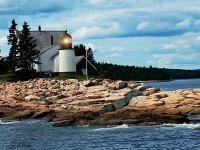 Winter Harbor Lighthouse, Maine