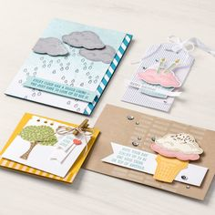Sprinkles of Life Photopolymer Stamp Set by Stampin' Up!