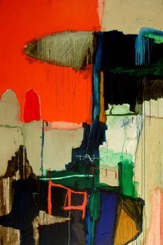 RICHARD MARTIN ART: FIRST LOOK . . .