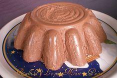 Budino al cioccolato,ricetta dolce al cucchiaio