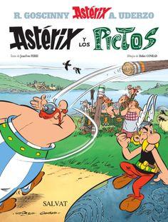 Una nueva Aventura de Asterix y Obelix que en esta ocasión y tras encontrarse con un témpano con alguien dentro, les llevará a la lejana tierra de los pictos, los del mar, los del este, los azules....