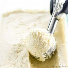 Low+Carb+Ice+Cream+(No+Churn)