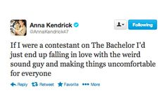 Anna Kendrick's Funniest Tweets