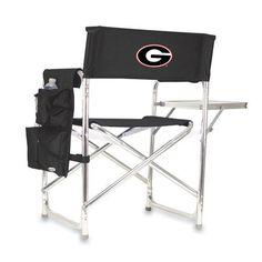 University of Georgia Sports Chair w/Digital Print