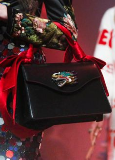 Introducing The Gucci Spring Summer 2017 Runway Bag Collection Is Enled
