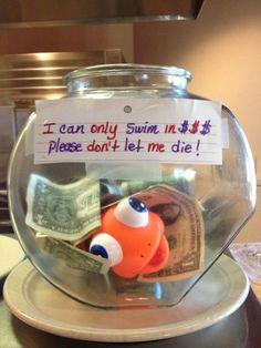 i would give a tip if i saw this :)
