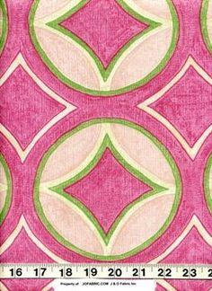 Icon Retro Fabric Cotton Candy