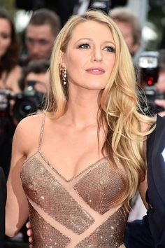 In news that will surprise no one, Blake Lively's already killing it in Cannes