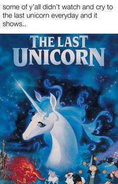 nostalgia childhood relatable twitter meme The Last Unicorn Movie d22d6fb52