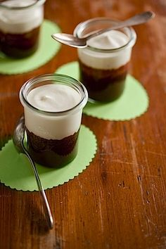 Chocolate Guinness Cake with Whiskey Caramel. THE St. Patrick's Day dessert!