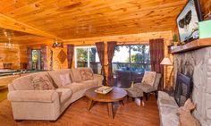 Gatlinburg Cabin Rentals - Aaron's Nest
