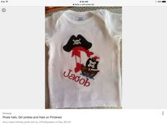 Girl Pirates, Pirate Shirts, Ahoy Matey, Steampunk, Onesies, Lettering, Kids, Clothes, Etsy
