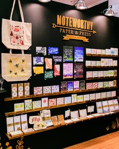 NSS 2016: Noteworthy Paper & Press / Oh So Beautiful Paper