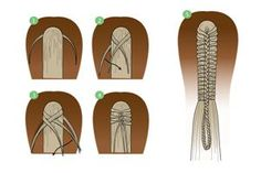 Perfect tail plaiting | Improve Your Riding | Your Horse