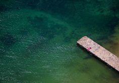 a la plage, a la piscine: aerial beach photographs by gray malin