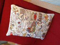 Craft room cushion!