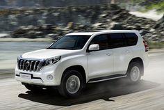 Refreshed 2013 Toyota Landcruiser Prado gets official [w/video]