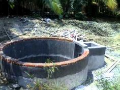 ▶ Merida Mexico's first Urban rooftop biogas digester by Solar CITIES - YouTube