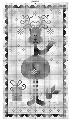 Cross Stitch Christmas Ornaments, Xmas Ornaments, Christmas Cross, Christmas Gifts, Christmas Decorations, Cross Stitch Embroidery, Cross Stitch Patterns, Decor Crafts, Needlepoint