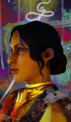 Josephine, by stacyyufa #DragonAgeInquisition