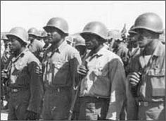 korean War Black Soldiers | when the u s military deployed troops to korea in 1950 the all black ...