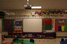 Storage Ideas for small classroom