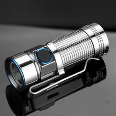 Olight S1 BATON Titanium CREE XM-L2 500LM Mini EDC LED Flashlight Sale-Banggood.com