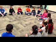 "▶ 4th Gr-Sousa ""Washington Post March"" cup game - YouTube"