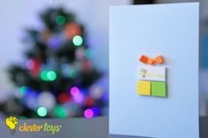 LEGO Christmas Card