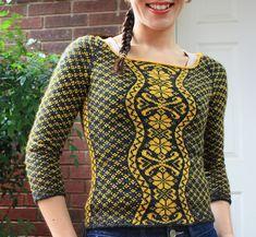 Ravelry: Pemberley pattern by Ann Kingstone
