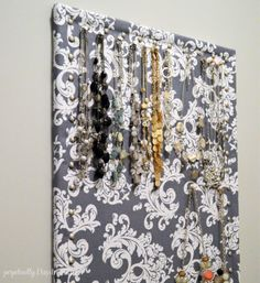 DIY Jewelry Board Fnl || PerpetuallyDaydreaming3