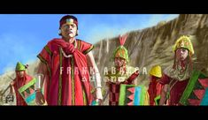 Inca troop / Tropa Inca por FRANKABARCA en DeviantArt Portrait Illustration, Illustration Fashion, Fashion Illustrations, Inca Empire, Aztec Warrior, Sci Fi Environment, Pop Surrealism, Surreal Art, Ancient Art