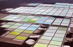 La belleza de las minas de sal (31 fotos). Página 1