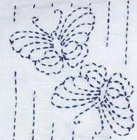 Resultado de imagen de patrones gratis para bordado sashiko