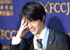 Hanyu Yuzuru, Figure Skating, Skate, Japan, In This Moment, Olympics, Conference, Yahoo, Club