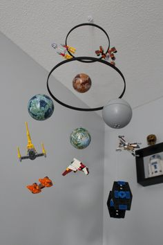 Star Wars Nursery | theunreadableblog