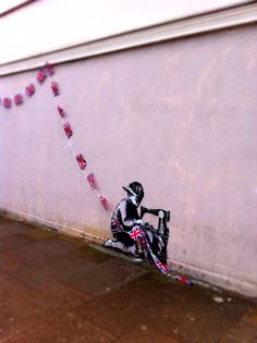 New Banksy.