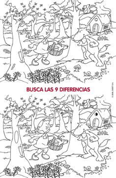 Halloween Find The Differences Puzzle Coloring For Kids, Coloring Pages, Find The Difference Pictures, Learning Activities, Activities For Kids, English Games, Hidden Pictures, Picture Puzzles, Activity Sheets
