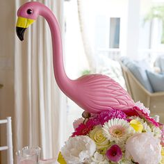 Lilly Pulitzer-Inspired Luncheon | Flowers