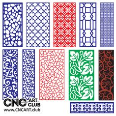 46 Best Download pattern and Ornaments for CNC images in