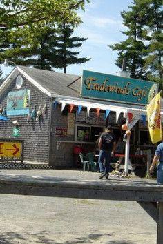 Tradewinds Cafe 1697 Portland Rd Arundel, ME 04046 US