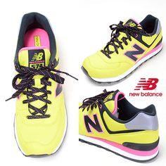 【楽天市場】【\15,800-】NEW BALANCE(ニューバランス)スニーカー【靴】【イエロー】:B-2WILD