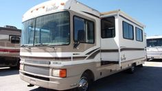 1999 Fleetwood Bounder 34 V Elkhart Indiana Fleetwood Bounder, Fleetwood Rv, Camper Life, Campers, Elkhart Indiana, Used Rvs For Sale, Rv Dealers, Trailers For Sale, Chicago Illinois