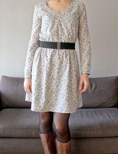 Patron de couture pour femme robe BE PRETTY   Atelier Scammit 8.50 €