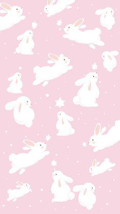 Pink Easter Bunny Wallpaper Wallpaper Easter Bunny Pink by Gocase, easter, easte. Easter Backgrounds, Cute Wallpaper Backgrounds, Pretty Wallpapers, Iphone Wallpaper, Iphone Backgrounds, Wallpaper Ideas, Wallpaper Pastel, Kawaii Wallpaper, Animal Wallpaper