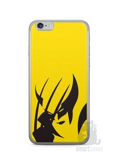 Capa Iphone Plus Wolverine Iphone 6 S Plus, Capa Iphone 6s Plus, Iphone 5s, Capas Iphone 6, Capas Samsung, Wolverine, Phone Cases, Logos, Play